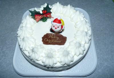 クリスマスケーキ1 12.26.JPG